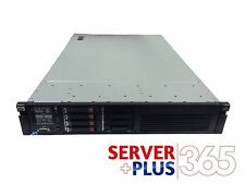 HP Proliant DL380 G7 Server 2x 6-CORE X5650 2.66GHz 72GB RAM 4x 450GB 6G SAS