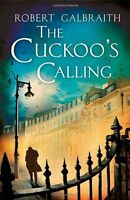 The Cuckoo's Calling,Robert Galbraith,J.K. ROWLING 1st Edition/Reprinted (twice)
