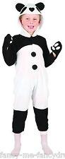 Garçon Fille Nourrisson Ours Panda Animal Costume Déguisement 2-3 ans