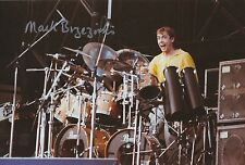 Mark Brzezicki Hand Signed 12x8 Photo Big Country 1.