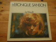 Veronique Sanson Le Maudit LP Gatefoldcover Electra France 1974