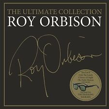 ROY ORBISON THE ULTIMATE COLLECTION CD (PRE-ORDER for RELEASE 28th OCTOBER 2016)