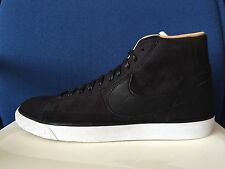 Nike Blazer High SP sz 11.5 Black White Comme Des Garcons CDG Japan soph mo