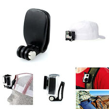 Travel Pro Quick Clip Black Mount for GoPro HD Hero 2 3 3+ 4 Camera Accessories