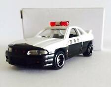 "TOMY TOMICA 50th ANNI. NISSAN SKYLINE GT-R R33 "" JAPAN POLICE CAR "" - RARE"