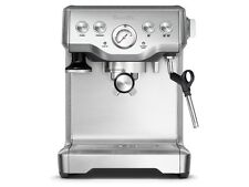 Breville The Infuser Espresso Cappucino with Steam Coffee Machine BES840XL
