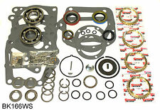 Borg Warner T10 4 Speed Rebuild Kit 1957-1966 GM, Ford - BK166WS