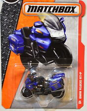 MATCHBOX 2016 METAL PARTS PIEZAS BMW R1200 RT-P BLUE