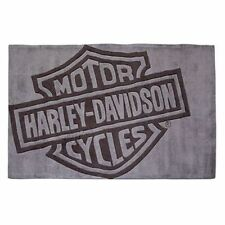 Harley-Davidson BAR & SHIELD LARGE AREA RUG ~ 8' x 5'