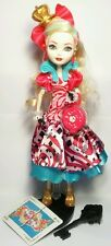 Ever After High Way too Wonderland Apple White Snow White Daughter Doll loose