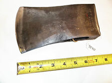 Axe Head, Vintage Collins Old Timer Single Bit Axe Head Collinsville, Conn., USA