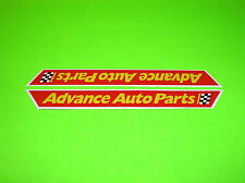 ADVANCE AUTO PARTS MONSTER JAM TRUCK CAR TOOL BOX MAN CAVE GARAGE STICKER DECAL