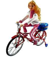 Barbie Doll ToyRiding On Musical Bicycle New In Box