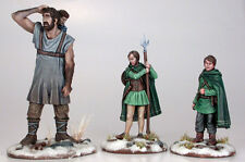 Game Of Thrones Hodor salvados jojen & Mira Pack Dark Sword Miniatures dsm5102