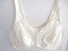 LILYETTE~Pale Yellow with Lace UNDERWIRE BRA~0428~Women's 38D