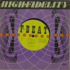 "ELVIS COSTELLO 'HIGH FIDELITY' UK PICTURE SLEEVE 7"" SINGLE"