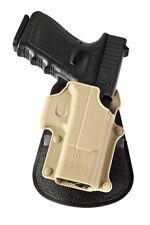 Fobus GL-2 Beige Gürtel Holster Halfter Glock 17/19/22/23/34/35