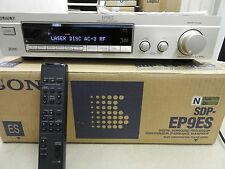 SONY  SDP-EP9ES  Surround Processor RF-Ac3 Laser Disc
