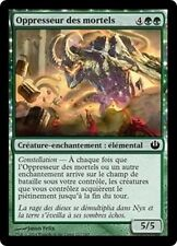 MTG Magic JOU - (4x) Humbler of Mortals/Oppresseur des mortels, French/VF