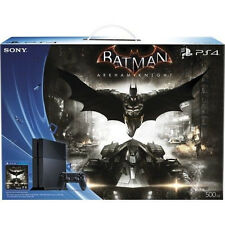 -/*BRAND NEW*- Sony PlayStation 4 500GB Batman: Arkham Knight Bundle - Black!