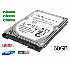 "160GB 5400RPM / 8M Cache 2.5"" SATA Laptop Hard Disk Drive Upgrade - New Read Ad"