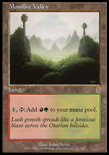MTG MOSSFIRE VALLEY EXC - VALLE DI PIROMUSCHIO - OD - MAGIC