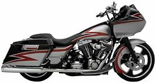 Supertrapp Kerker 4 Slip On Ons Mufflers Exhaust Pipes 2010-2016 Harley Touring