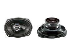 "NEW LANZAR MX693 Max Series 6x9"" 600 Watts 3 Way Triaxial Car Speakers Pair"
