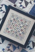 """""""A Sampler Gameboard"""", CYNTHIA ZITTEL The Drawn Thread Chart Only ©2001"""