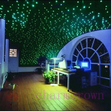 200X Glow In The Dark 3D Stars Moon Stickers Bedroom Home Wall Bedroom Decor NEW