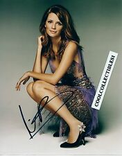"MISCHA BARTON ""DANCING WITH THE STARS"" IN PERSON SIGNED 8X10 COLOR PHOT0 (PROOF)"