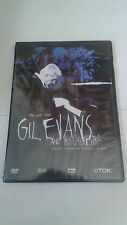 "GIL EVANS AND HIS ORCHESTRA ""TDK JAZZ CLUB REMASTERD"" DVD"