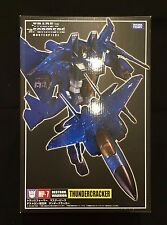 MISB Takara Transformers Masterpiece MP-7 Thundercracker