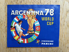 PANINI WM WC 1978 Argentina 78, 1 busta/Packet/BUSTINA, rare/RAR, MINT COND./Resp.