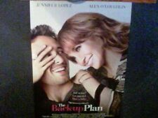 The Back-up Plan with Jennifer Lopez double sided movie poster 26 by 40