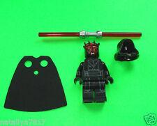 Lego Star Wars figuras # Darth Maul-Sith alumnos de set 75096 nuevo # = top