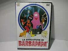 DVD AVVENTURE DI Barbapapà Nuovo Sigillato 8032841386069
