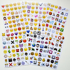 Fashion Emoji Bag Sticker Pack 48 Die Cut Stickers For iPhone Instagram Twitter