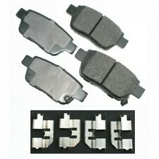 Disc Brake Pad Set-RS Semi-Metallic Pads Front RS PARTS RSD946M