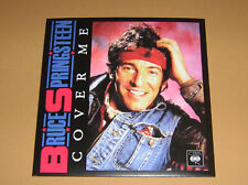 Lot of 6 x BRUCE SPRINGSTEEN - Rare 45 rpm PICTURE FAN SLEEVES