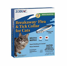 Breakaway Flea Collar for Cats 7 Month Protection