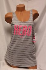 """Under Armour Women's """"Power In Pink"""" HERO Semi Fitted Tank Top Size Medium"""