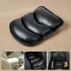 Black Car SUV Armrest Center Console Pad Cover Cushion Support Box Top Mat Liner