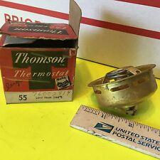 U.S. old cars, most cars thermostat,   Thomson.      Item:  3701