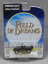 Greenlight 1987 Jeep Wrangler YJ - Field Of Dreams - Hollywood Series 14