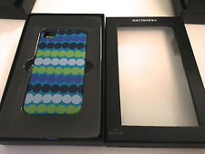 Marimekko Räsymatto Blue/Purple iPhone 4/4s Case *BIG SALE* Norm Price: 39,-Eur