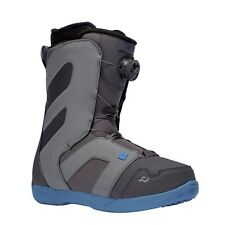 2016 Ride Rook Gray Size 13.0 Men's Snowboard Boots