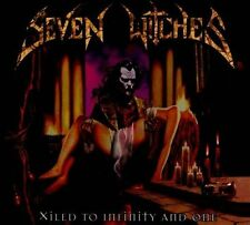 SEVEN WITCHES-XILED TO INFINITY & ONE CD NEW