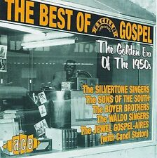 The Best Of Excello Gospel New CD
