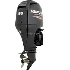 Mercury 75 / 90HP  4 Stroke Outboard Service Repair Manual CD
